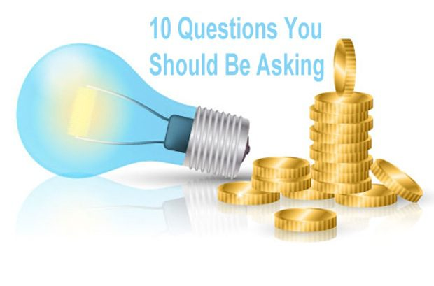 Ten Questions When Planning for Financial Security