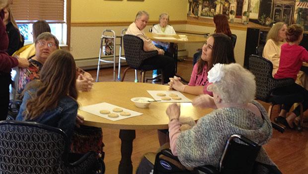 Visiting Burton Health Care