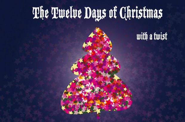 The Twelve Days of Christmas with Geauga News