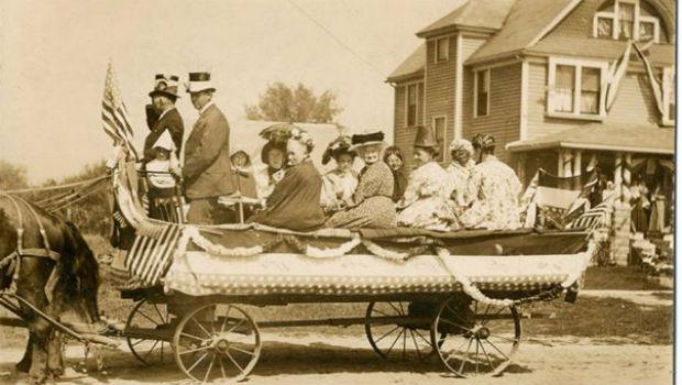 1st Homecoming Parade