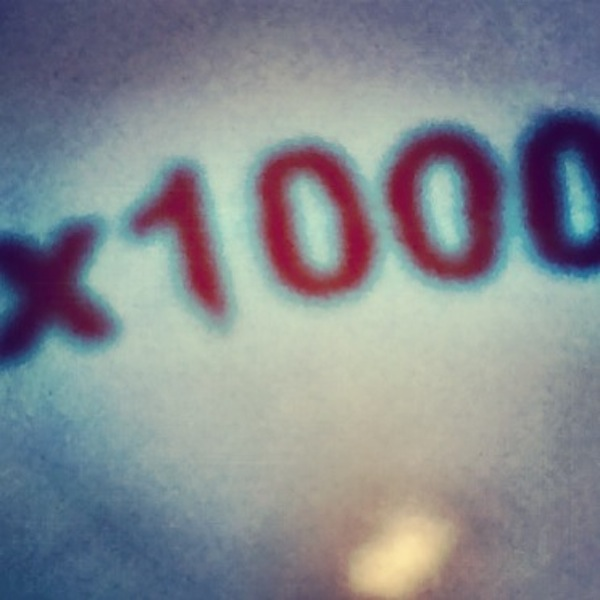 Persistence x1000
