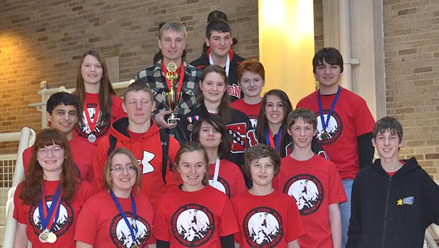 2014 Chardon High School Team