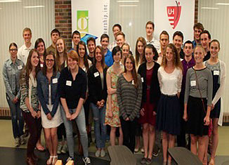 b0b1807b4 Geauga Growth Announces 2015 Class of Summer Interns - Geauga ...