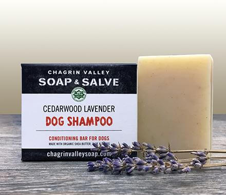 Cedarwood Dog Shampoo 2