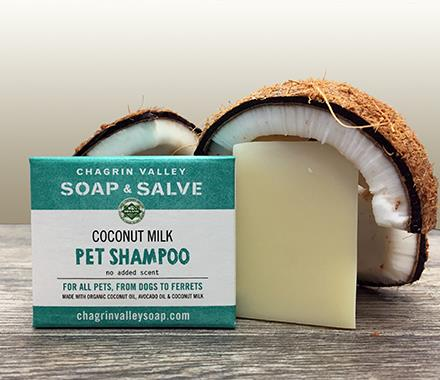 Coconut Milk Pet Shampoo 3