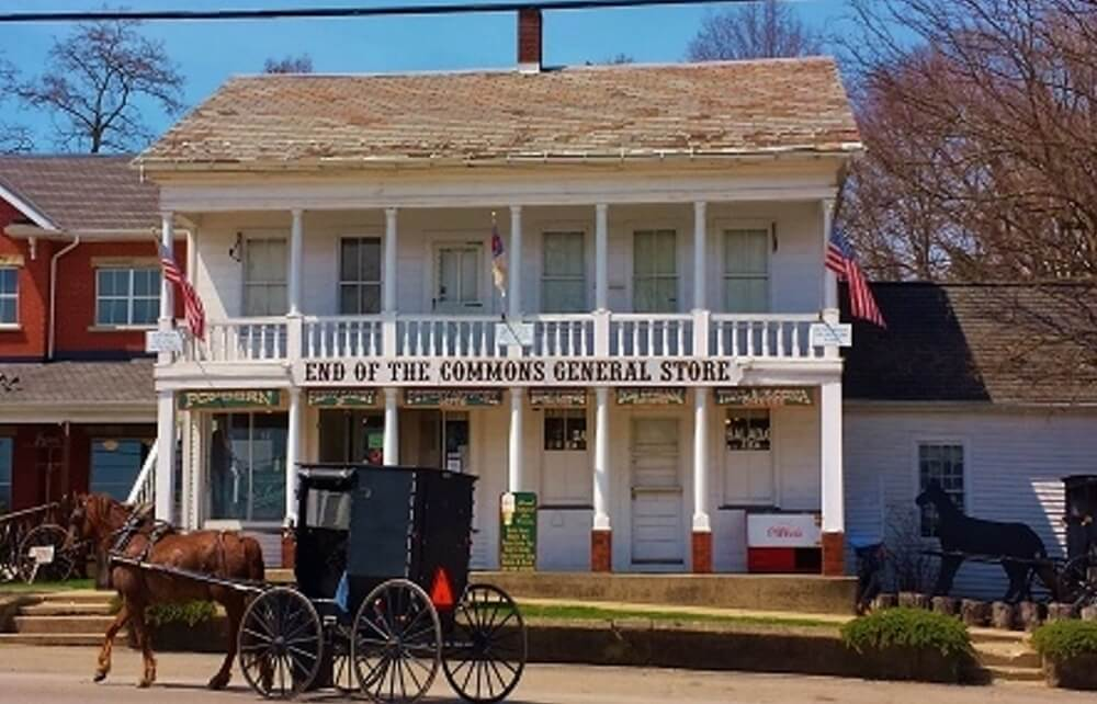 End of the Commons General Store to Produce Amish Fry Pies