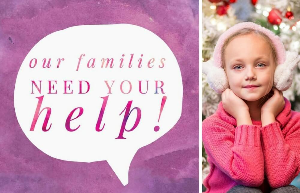 Sponsor a Family for the Holidays through Geauga Family Job and Family Services