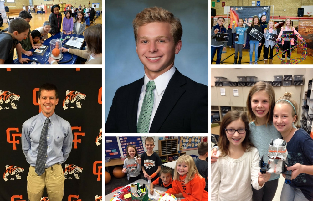All the News You Can Use from Chagrin Falls Schools!