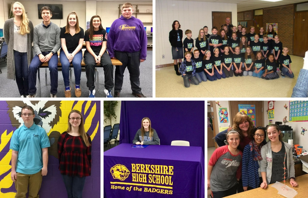 All of the News You Can Use from Berkshire Schools!