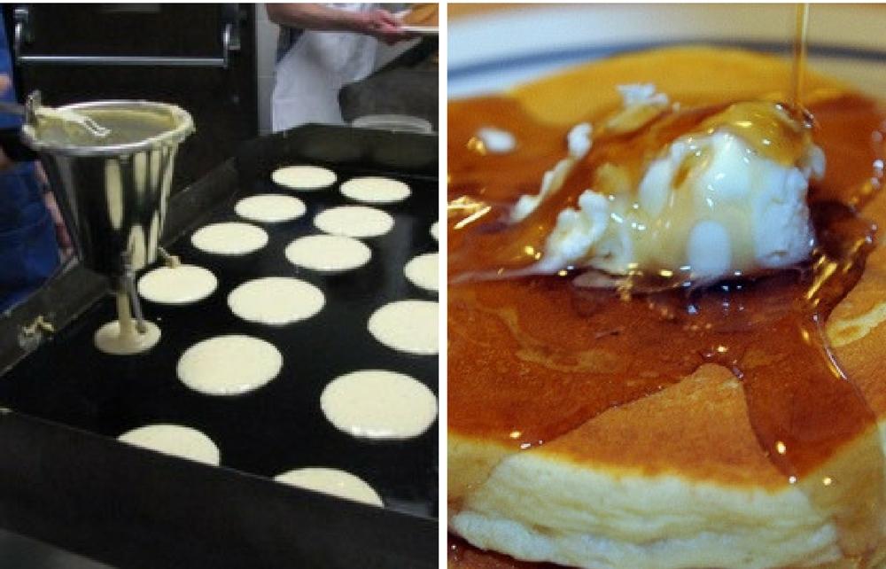 Century Village Hosts Pancake Breakfasts