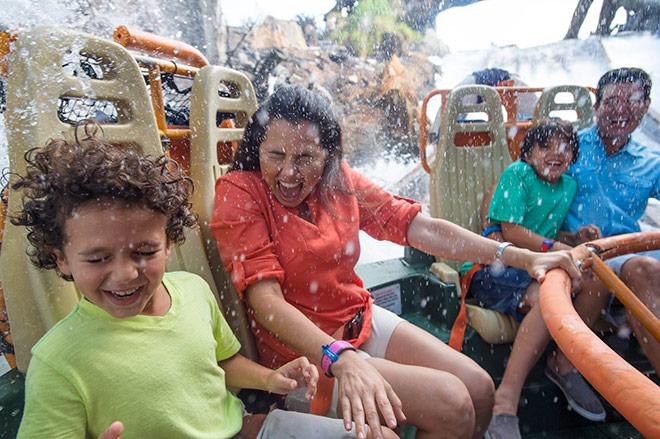 Experience Walt Disney World with a 4 Park Magic Ticket