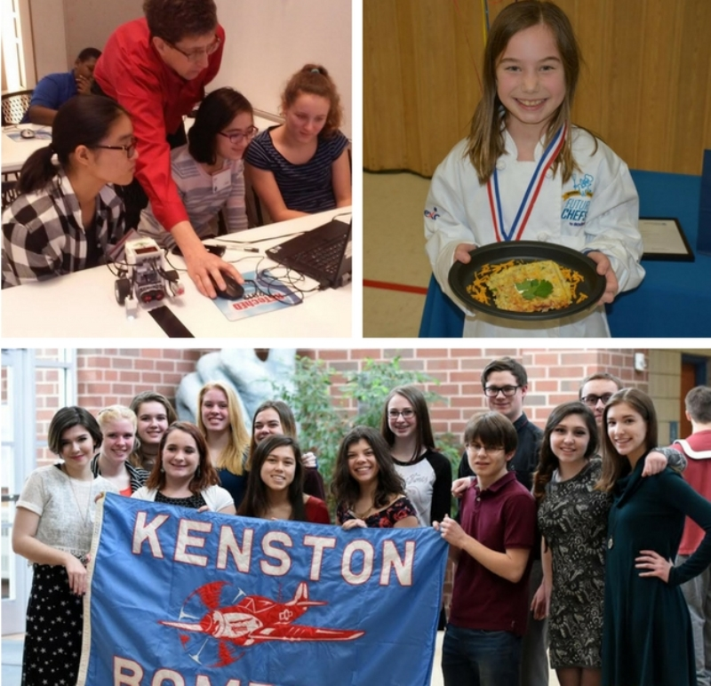 All the News You Can Use from Kenston Schools!