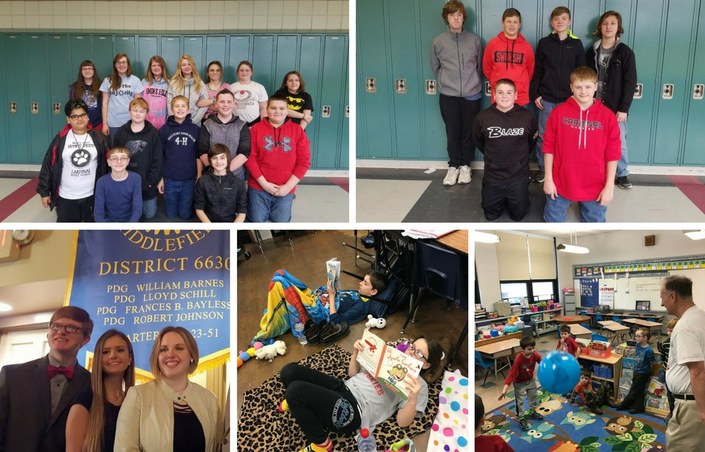 Check Out What's Going On at Cardinal Schools!