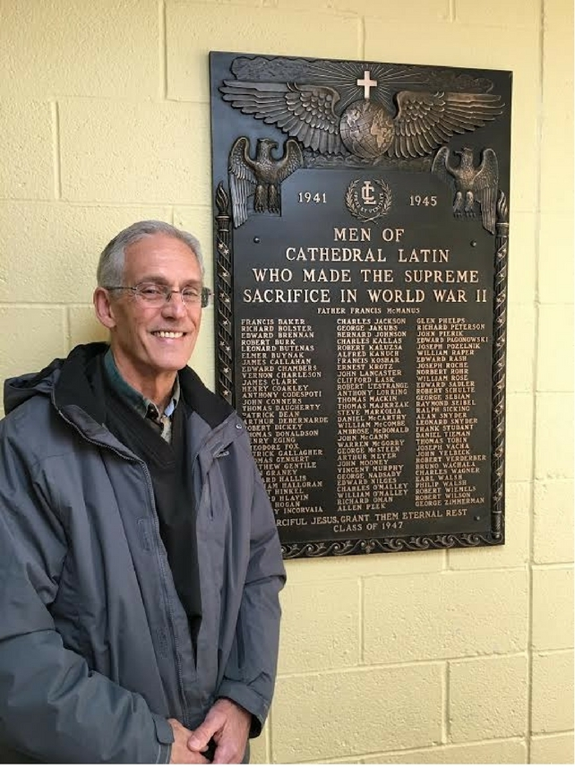 Cathedral Latin Alumni Association Honor WWII Veterans at NDCL
