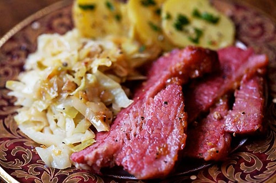 St. Patrick's Day Slow Cooker Corned Beef and Cabbage - Geauga News