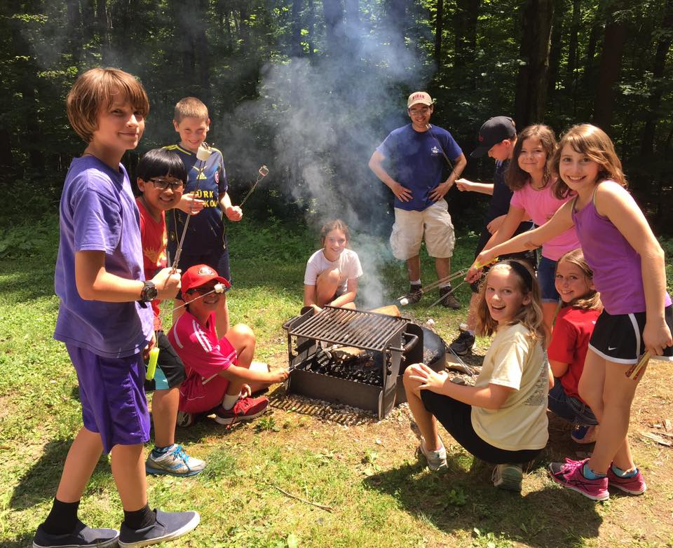 geauga park district offers summer camp for kids