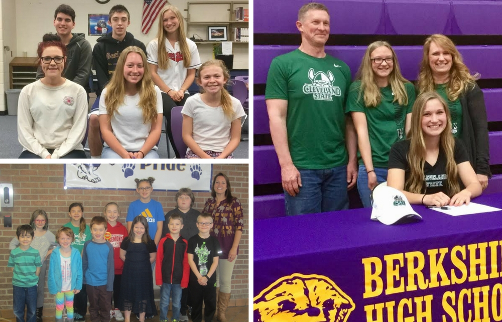 All of the News from Berkshire Schools!