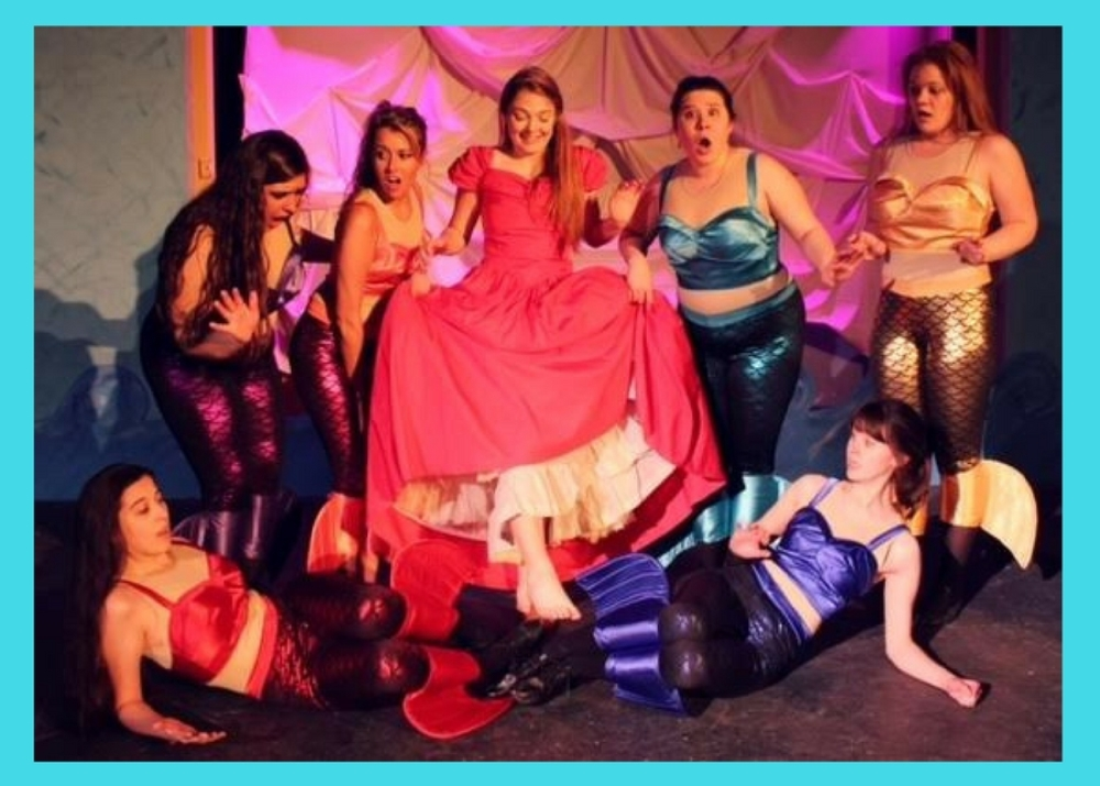 Disney's The Little Mermaid at Geauga Theater!