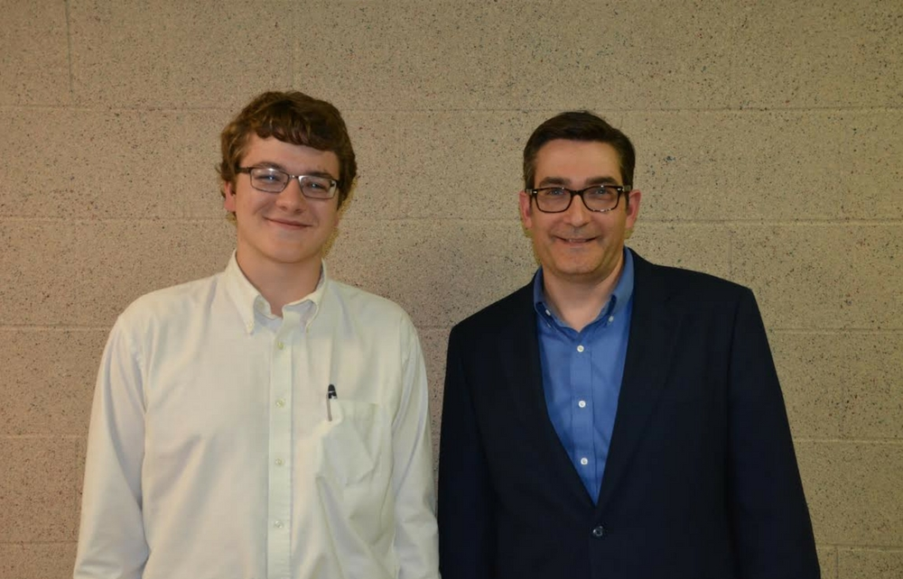 Kenston Student, Matthew Stanonis, Selected to Participate in National Security Language Initiative for Youth