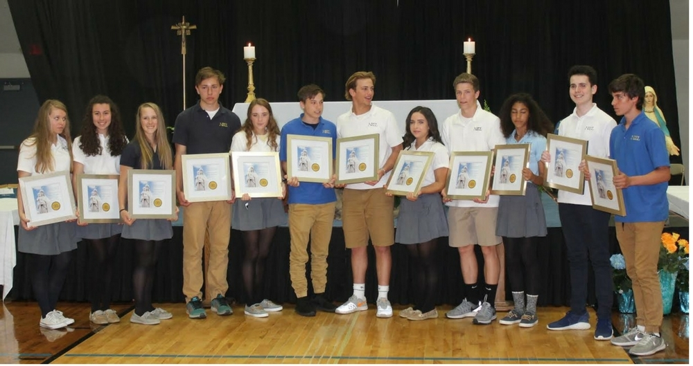 NDCL Students Represent Mission in Action