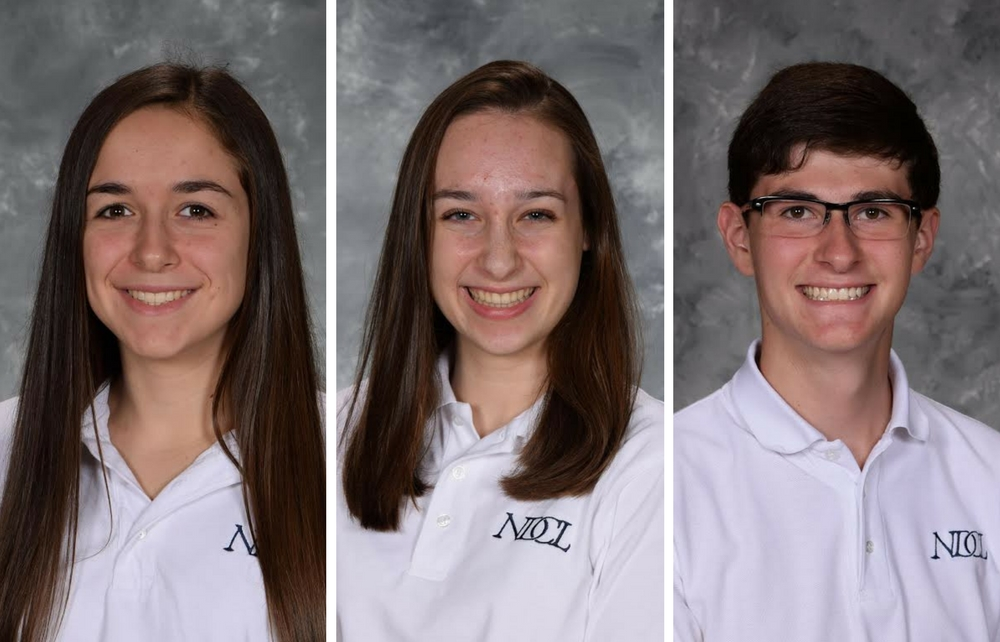 NDCL Juniors Recognized by National Merit Program