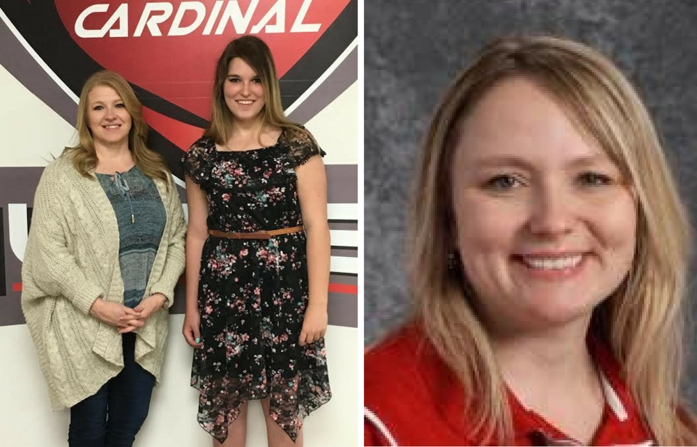 Two Cardinal Teachers and One Student Receive County Awards!