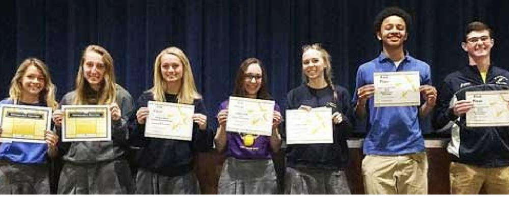 NDCL Chemistry Students Win Believe in Ohio Awards for STEM Commercialization Plans