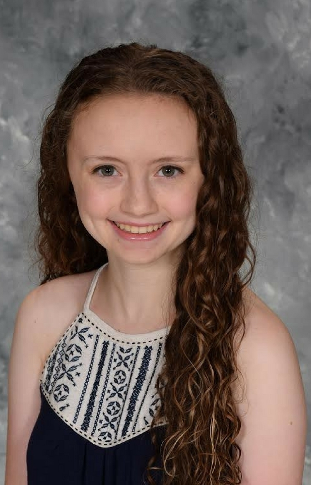 Chagrin Falls High School Junior, Anna Sherman Selected as an Emperor Science Award Winner!