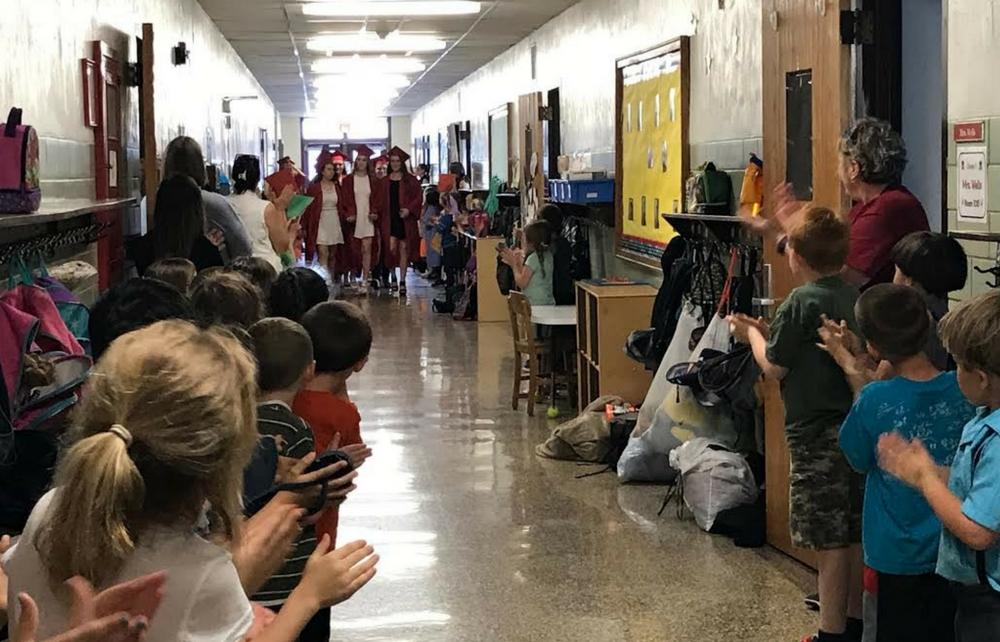 Cardinal School District Celebrates Graduation!