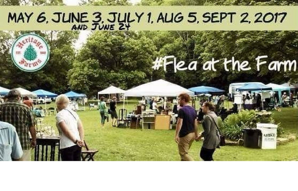 Peninsula Flea at Heritage Farms Adds Another Date!