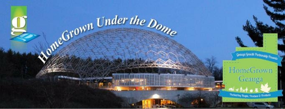 "5th Annual HomeGrown Geauga, an Outdoor Garden Party ""Under the Dome"""