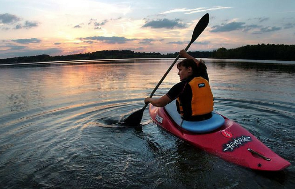 Free Kayak Borrowing! Head to Headwaters for a Self-led Nature Adventure on East Branch Reservoir