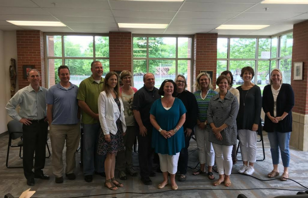 Chagrin Falls Board of Education Recognizes Support Organizations for their Assistance Throughout School Year