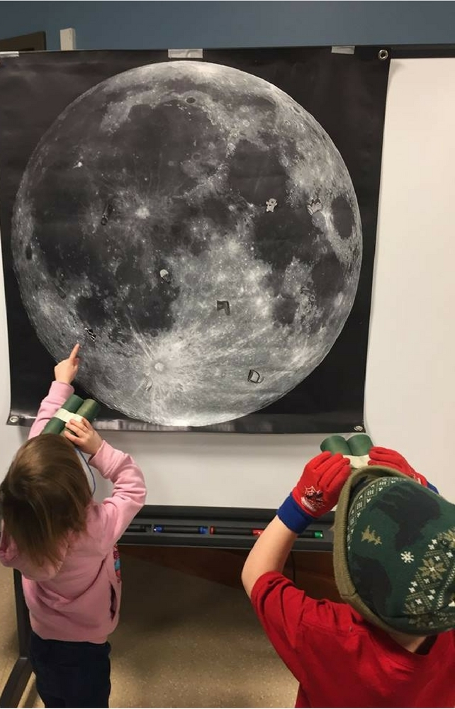 The Geauga Park District Introduces Astrotots: A New Outer Space-themed Program for Kids Ages 3-5 with an Adult