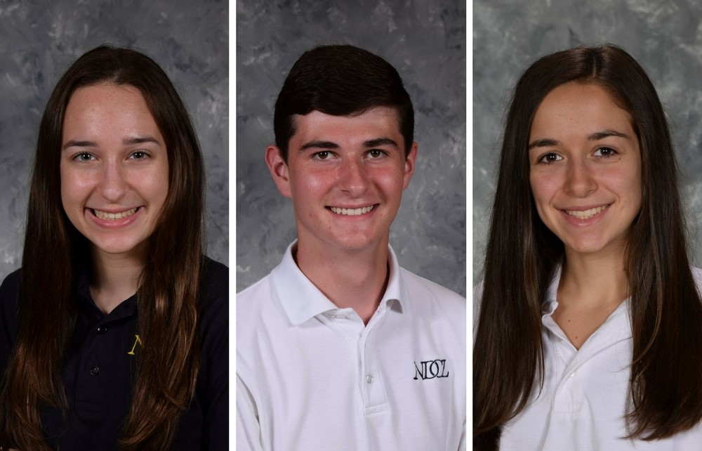 Congratulations to Three Notre Dame Cathedral Latin Seniors for Earning National Merit Recognition!
