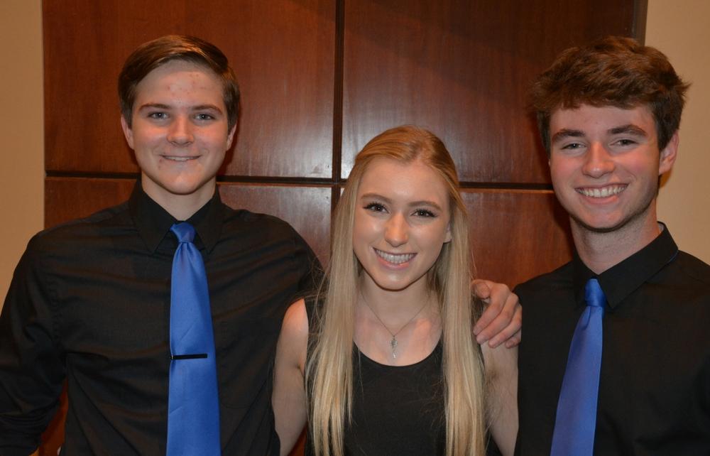 Three Kenston High School Choir Selected as All-National Honor Ensembles!