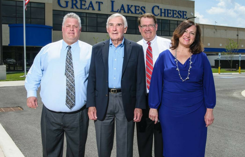 Geauga Growth Partnership Presents Entrepreneur Success Story: The Epprecht Family of Great Lakes Cheese