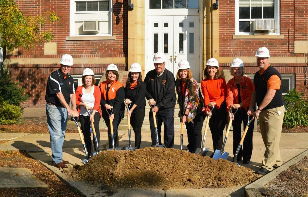 Chagrin Falls Schools Bids Farewell to Historic Intermediate School and Breaks Ground on New Classroom Wings