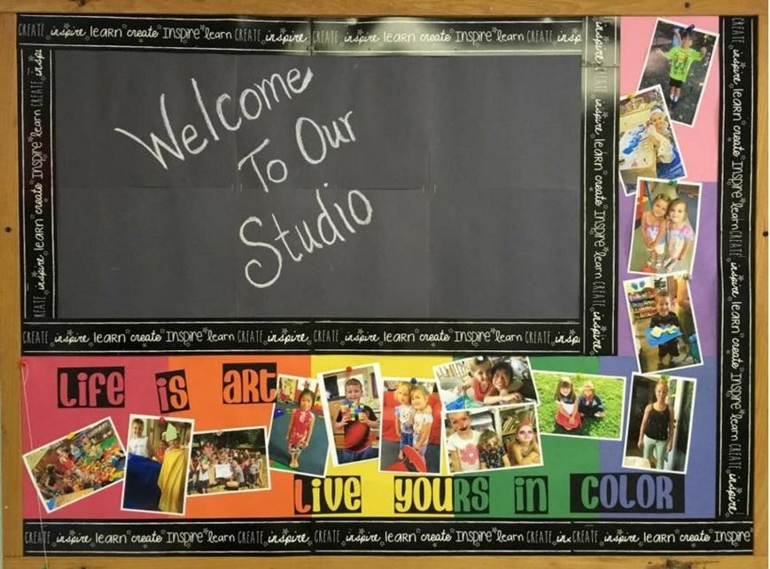 Art-Based Education Blossoms at MC Studio