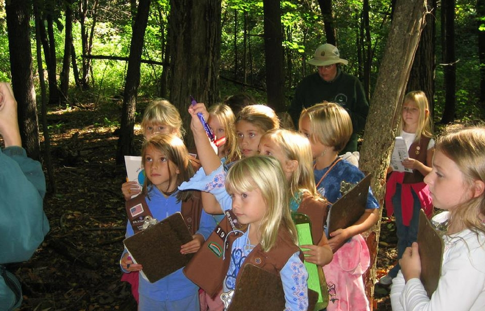 Boy Scouts and Girl Scouts Can Explore Geauga Parks to Earn Scouting Credit