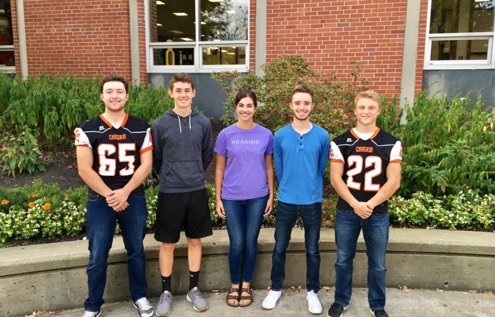 Chagrin Falls High School Announces Semifinalists and Commended Students in the National Merit Scholarship Program
