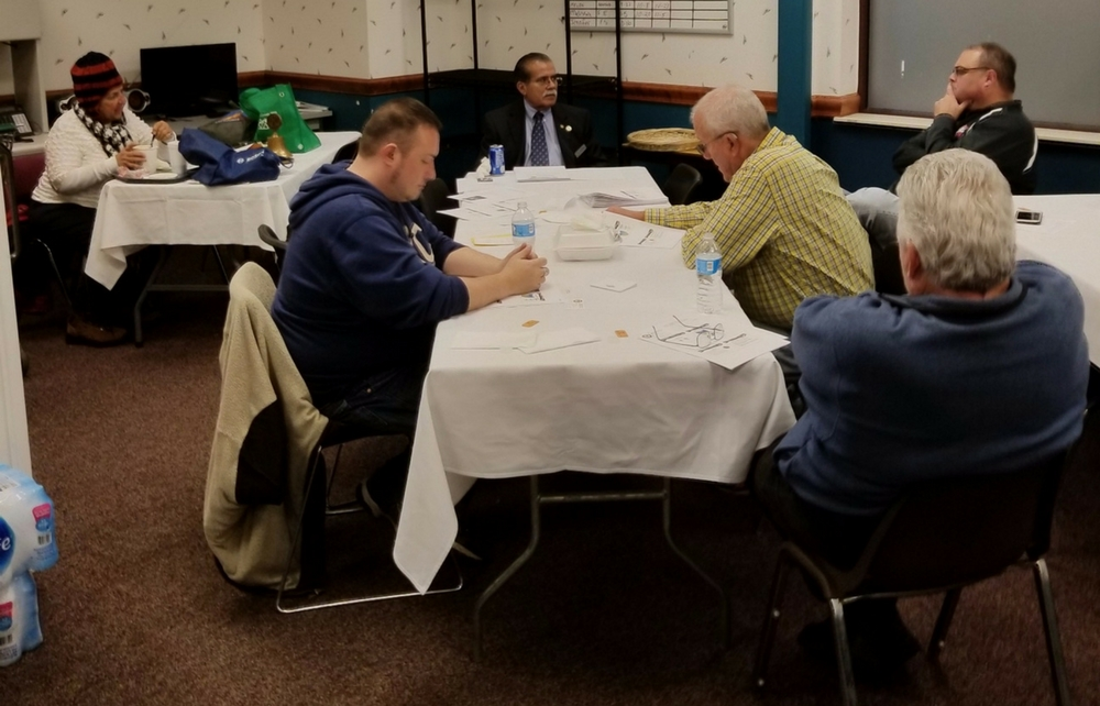 Chardon Kiwanis Club Gathers to Learn and Plan for Holiday Festivities!