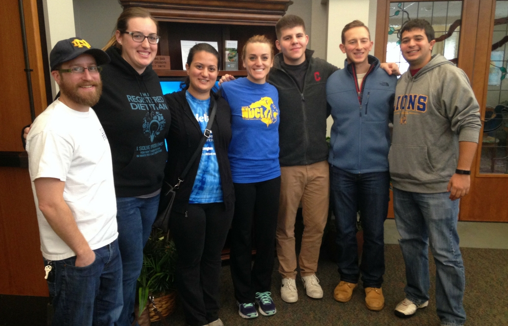 NDCL Alumni Serve the Community