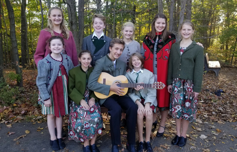"""Chagrin Falls Students to Perform """"The Sound of Music"""""""