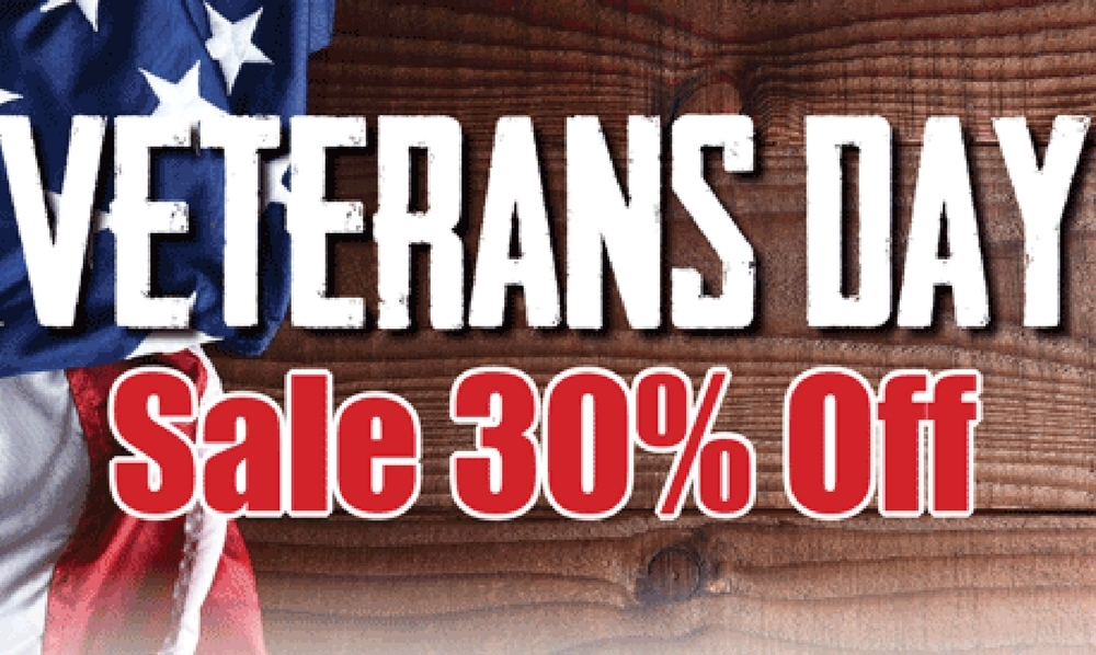 Veterans Can Celebrate Veterans Day with 30% Off at Lake-Geauga Habitat for Humanity/ReStore