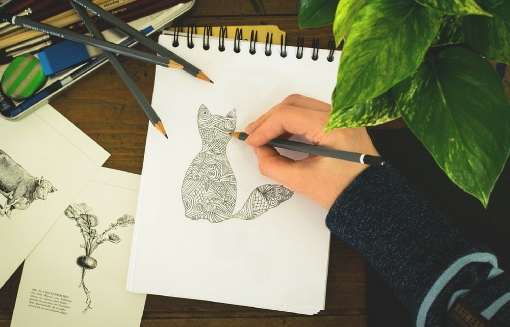If You Can Spot It, You Can Sketch It! Nature Drawing for Kids on December 27 at The West Woods