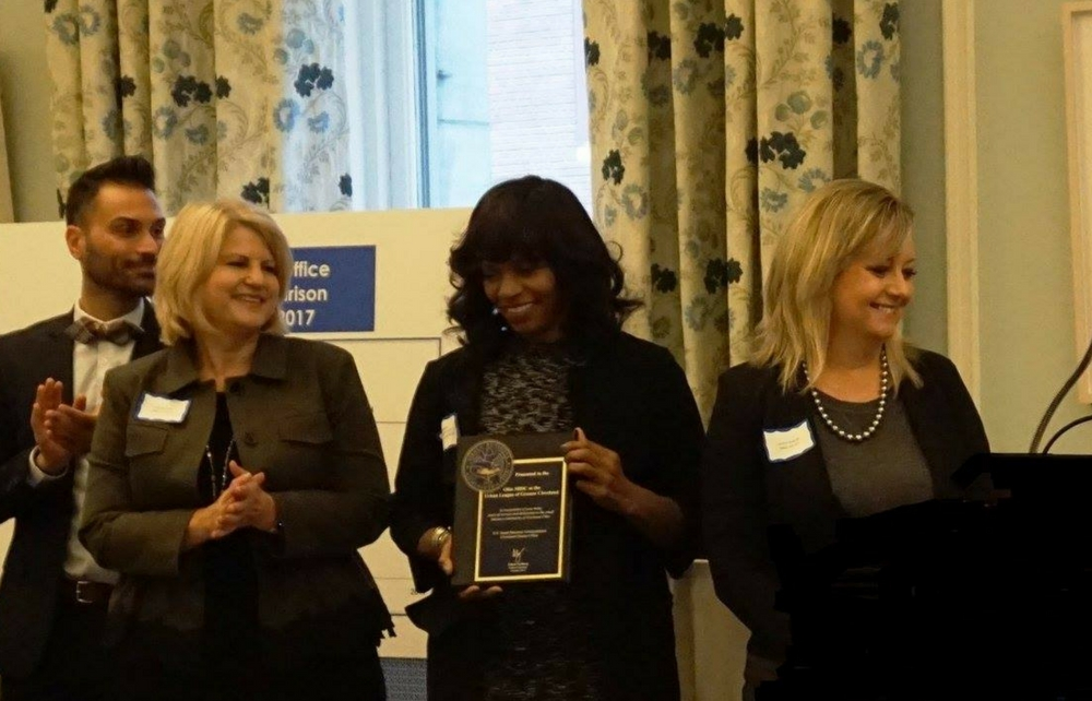 The Ohio Small Business Development Center at Lakeland Wins a State Award for Capital Infusion