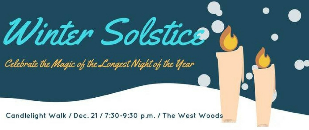 Make the Most Out of the Longest Night of the Year During the Geauga Park District's Winter Solstice Celebration on December 21