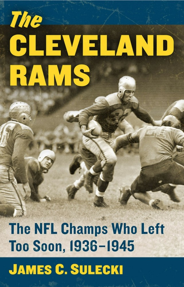 Sports Author and Cleveland Native Jim Sulecki Visits Geauga County Public Library's Geauga West Branch to Talk About History of the Cleveland Rams