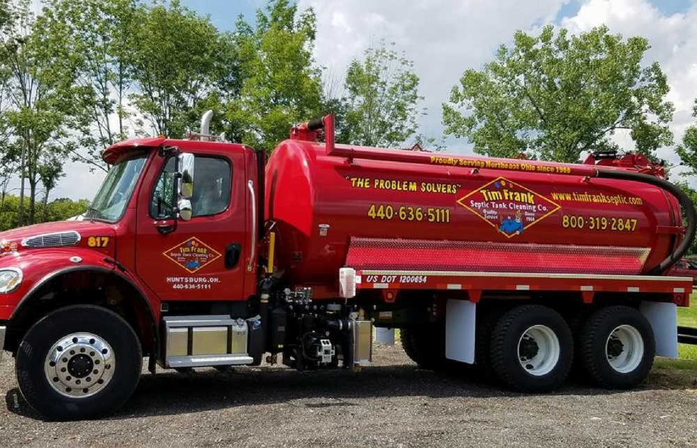Tim Frank Septic Tank Cleaning Company Pledging to Donate to Geauga Hunger  Task Force for Every Septic Tank Cleaned in April 2018 - Geauga News